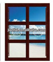 interior decoration glass sliding door