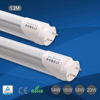 Rotatable 18w t8 18w LED www tube com