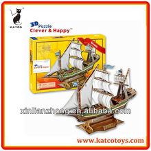 35PCS Teta Titanic jigsaw 3D puzzle
