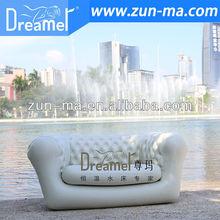 Cheap china modern furniture inflatable pvc sofa