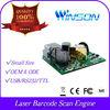 integration device WDL3001 1D laser barcode scanning engine module