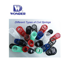 COIL SPRING FOR REAR MITSUBISHI GALANT