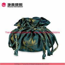 loyal satin jewelry bag/pouch drawstrings china