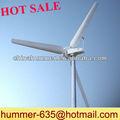 2013 más populares de china 5kw la venta libre de la energía del generador de viento