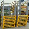 stackable & nestable steel rack