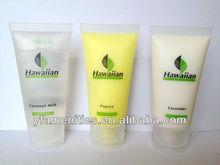 hawaiian botanical hotel bath wash cosmetics
