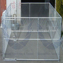 lowest price !woven mesh fence, pvc coated chain link fence ,protection mesh fence for playground,garden,zoo,building.