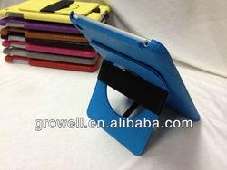 360 Rotation Epad leather case for ipad 4