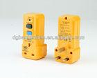A30PW RCD plug adapter,BS Standard
