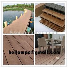 anti termite wpc decking floor