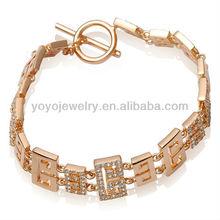 B385 Hot sale bracelet 2012 new modelsbracelets chains bangles bracelet for decoration