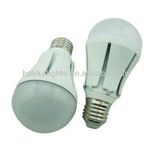 Aluminum SMD 3020 24LEDs high output lumen LED light bulb E27