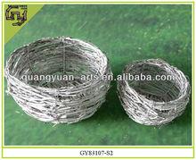wicker plant baskets