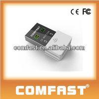 150Mbps Mini Wireless USB Adapter For Ipad Ralink RT5370 Wireless LAN Network Card Wifi Express Adapter COMFAST CF-WU715N