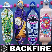 Backfire 2012 Wooden Skateboard Complete @ Best Price Professional Leading Manufacturer
