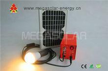 5w Solar Kits for DC led lamp | MS-105SLS