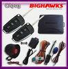car alarm tracking systems BIGHAWKS CA703-8118 vw auto security flick key A6L flip case