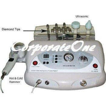 Elite 4 in 1 Diamond Microdermabrasion machine with Galvanic
