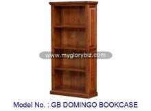 Bookcase, Wooden Rack Book, Modern Bookcase, Wooden Rack