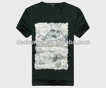 2013 Summer Prue Print Men Sport Cultural T-shirt