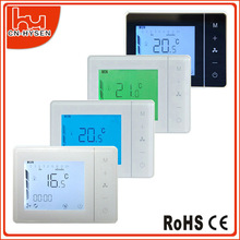 Cooling/heating water valve hvac air conditioning thermostat