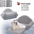 Sofá cama de luxo camas do cão de estimação