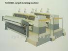 shearing machine for carpet