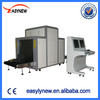x ray baggage inspection system for airport/bus station