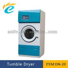 motel using automatic tumble dryer washer