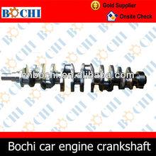 High performance auto forged steel crankshaft for fia-t