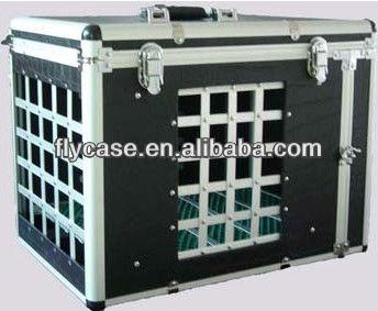 Pets carrying cases/dog carrier bag/aluminum pet carry case