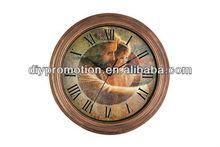 Antique wall clock wooden wall clock vintage wall clocks wholesale