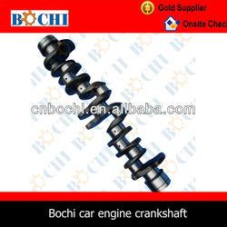 High performance auto forged steel 4hf1 crankshaft for isuz-u