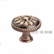 antique brass door handles and knobs/ drawer pulls/ zamak kitchen furniture hardware handle and hinge factory