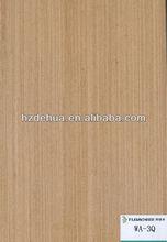 WA-3Q white ash wood engineered veneer