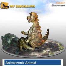 MY Dino-Dinosaur mascot for dinosaur park