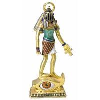 custom egyptian god figurine pyramid collection