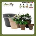 De aluminio de flores olla/liftetime largo/patentado productos/eco- ambiente
