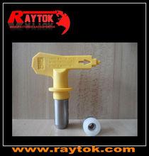 Airless paint spary gun reverse tip