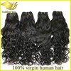 Hot sale new arrival sticker hair extensions natural wave