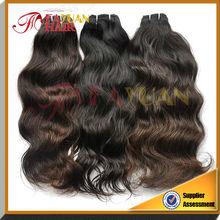 "100% Virgin Human Hair, 12""-36"" Grade AAAA,At reasonable price Remy Indian Regular Wave"