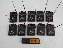 remote electronic ignition of fireworks -T10