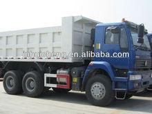 new sinotruck howo truck off- road dump truck