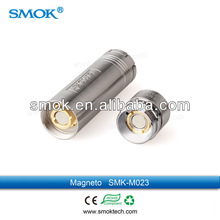 Smart e-cig lock button electronic cigarette-New eletrical product Magnetic vaporizer Smok Magneto,full mechanical mod