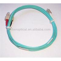 Connector FTTH single mode sc sx mm fiber optic patch cord