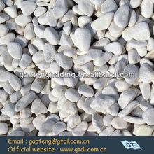 GT white rocks landscaping