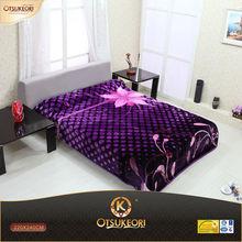 Cotton chinese wedding blanket