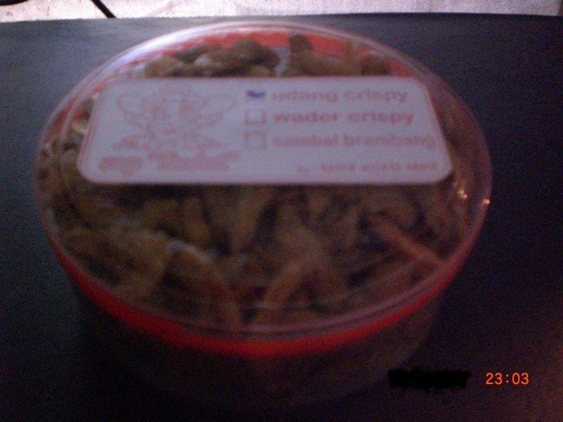 Udang Crispy (Crispy Fried Prawn)