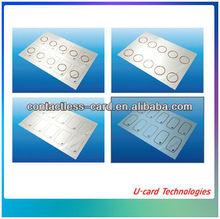 Incrustation RFID EM4200