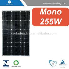 EU Market PV Grid System solar panel 250Watt SL6M60-255W
